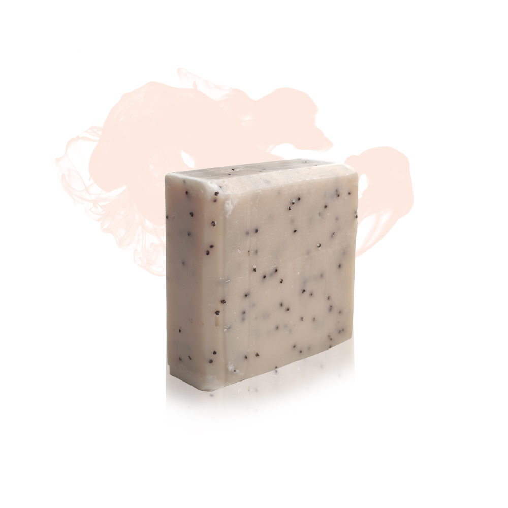 Rose of Sharon soap inspired by the Holy Bible
